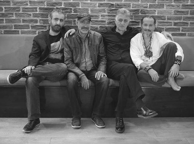 Akbank Caz Festivali: Ali Perret's DU.DU // Mehmet Uluğ Gecesi