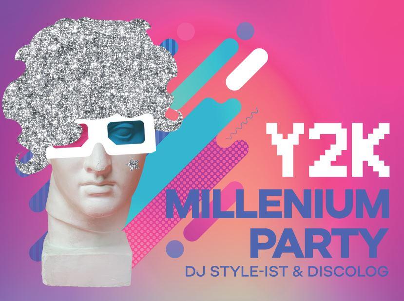 Y2K Millenium Party - S-World Bir Dünya Konser