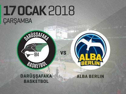Darüşşafaka Basketbol – Alba Berlin 7Days Euro Cup