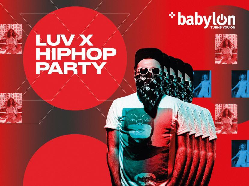 Luv X Hip Hop Party