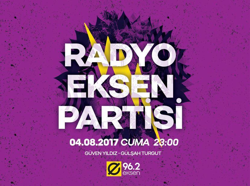 Radyo Eksen Partisi - Midnight Session