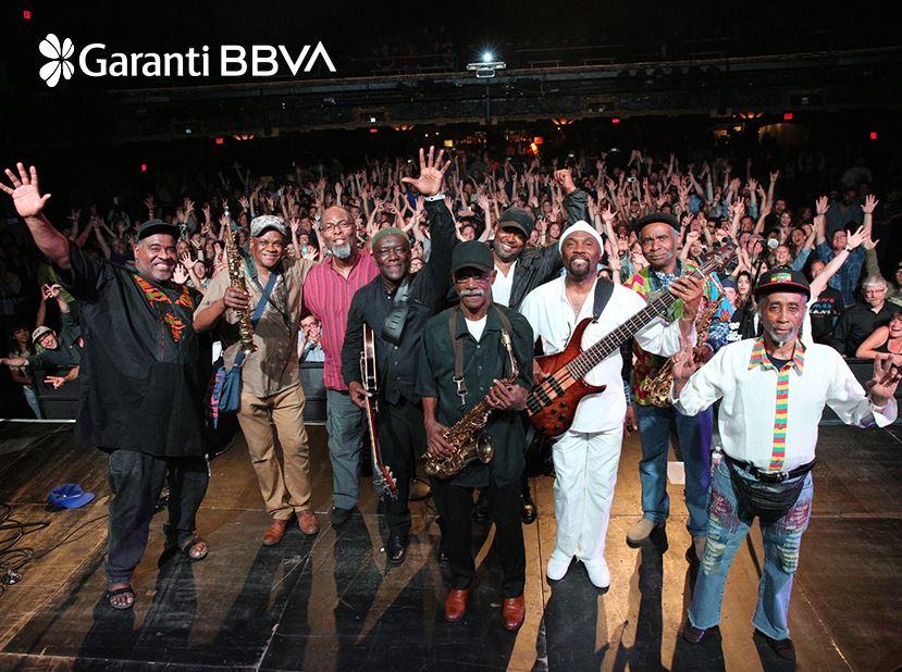 Garanti BBVA Konserleri: Cymande