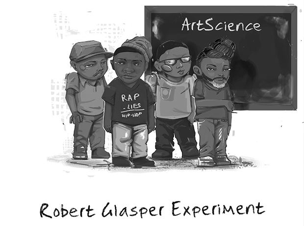 Robert Glasper Experiment presented by Ford