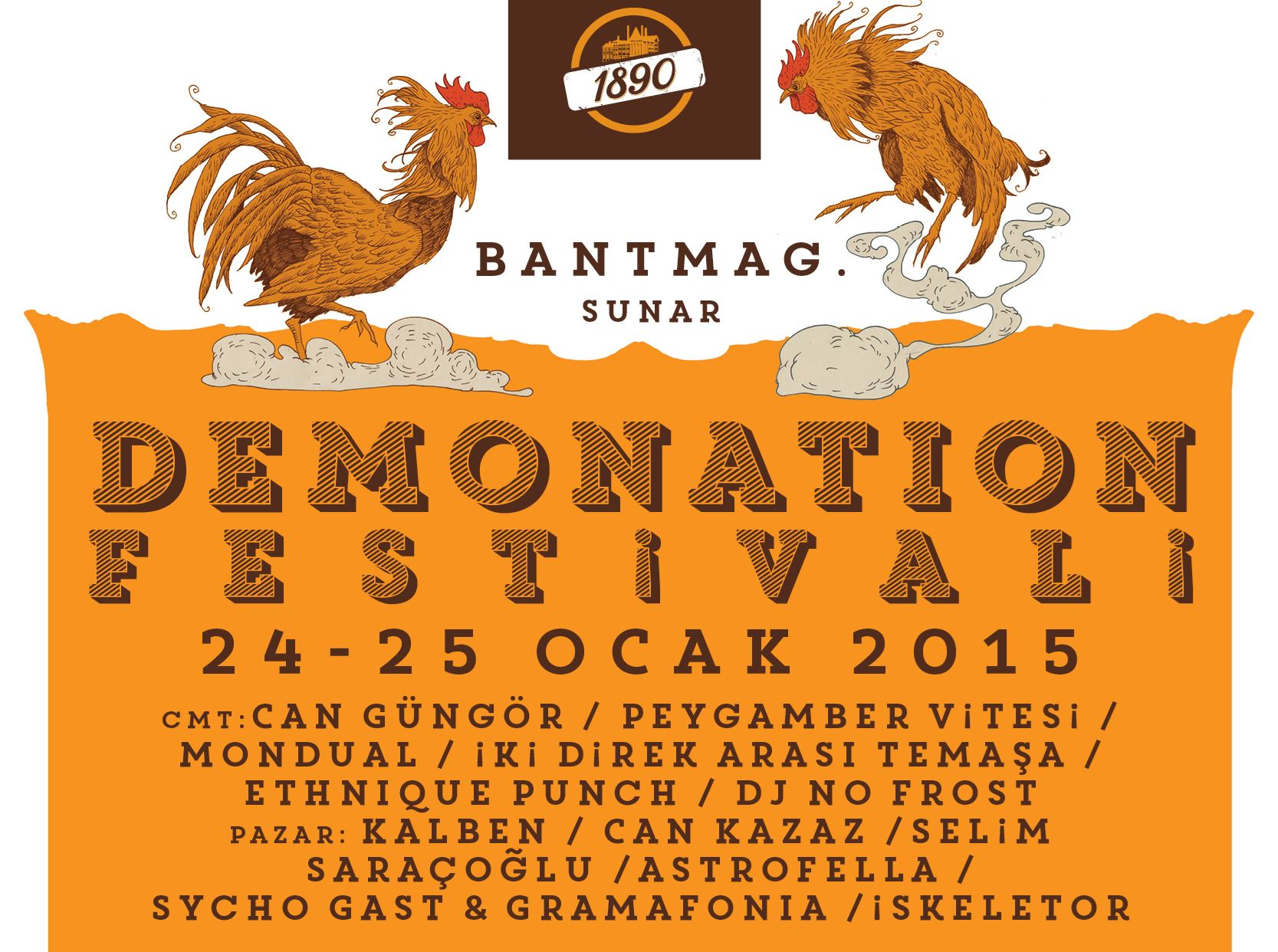 Demonation Festivali No:5