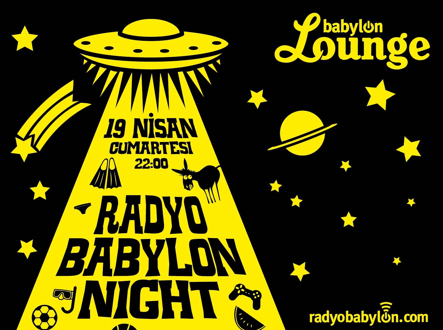 Radyo Babylon Night