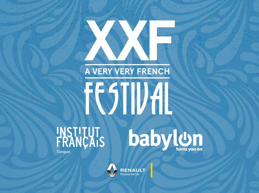 XXF Very Very French Festival 2017