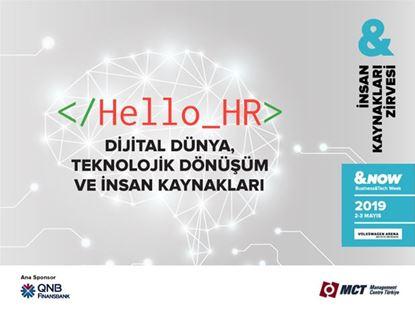 """24.İnsan Kaynakları Zirvesi """"&NOW Business&Tech Week"""""""