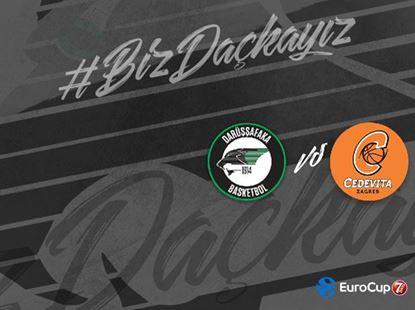 Darüşşafaka Basketbol - Cedevita Zagreb