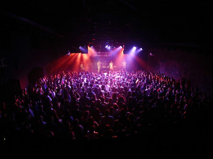 Müzik Kulübü Ve Sahil Mekanları